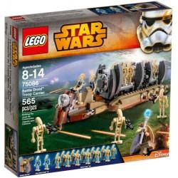 LEGO Star Wars 75086 Battle Droid Truppe-Fördermaschine Set Neu im Kasten Sealed