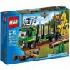 lego city 60059 great vehicles logging truck set