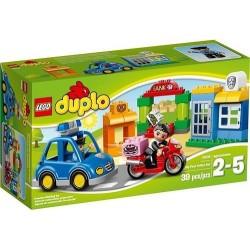 Lego Duplo 10532 ville mojej prvej policajnej 10532 nastaviť nový v kolónke