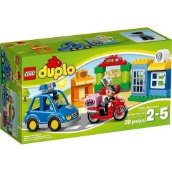 lego duplo 10532 ville my first police 10532 set new in box
