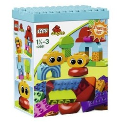 レゴデュプロ10561幼児スターターの建物は10561おもちゃの子供たちがボックスに新しいプレイ設定しました
