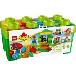 lego duplo 10572 creative play 10572 all in one box of fun new in box 10572