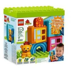lego duplo 10553 lapsi rakentaa ja pelata kuutiot 10553 asettaa uusia kohtaan