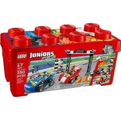 Lego City 10673 kilpa-auto ralli sarja