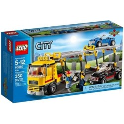 lego city 60060 great vehicles auto transporter toy set