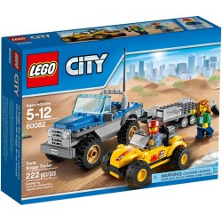 lego city 60082 city great vehicles lego dune buggy trailer set