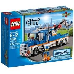 Lego City 60056 veľkí vozidlá odťahovacie vozidlo set