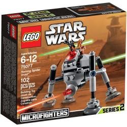 LEGO Star Wars 75077 homing Spider Droid Set nou în cutie sigilat