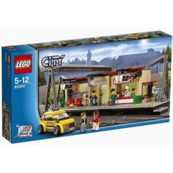 lego city 60050 trains train station 60050 building toy set