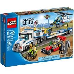 Lego City 60049 vrtuľník transporter set