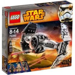 LEGO Star Wars 75.082 TIE Geavanceerd Prototype Set Nieuw in doos Sealed