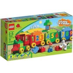 Lego Duplo 10558 номер поезда установить новый в коробке