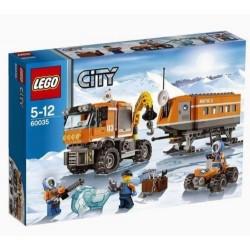 lego city 60035 arktinen etuvartio rakennus lelu