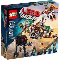 lego movie 70812: radoša slazds komplekts