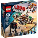 lego movie 70812 : creative ambush set