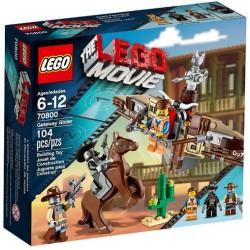 lego film 70800: set planor evadare