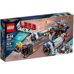 lego movie70806: castle kavaleri sett