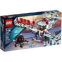 lego movie 70811 : the flying flusher set