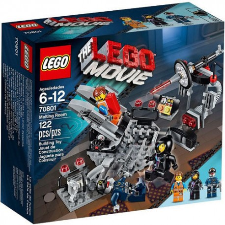 lego movie 70801: melting room set
