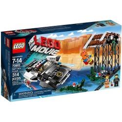 LEGO филм 70802: лошо ченге преследване комплект