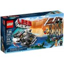 lego movie 70802: bad cop's pursuit set