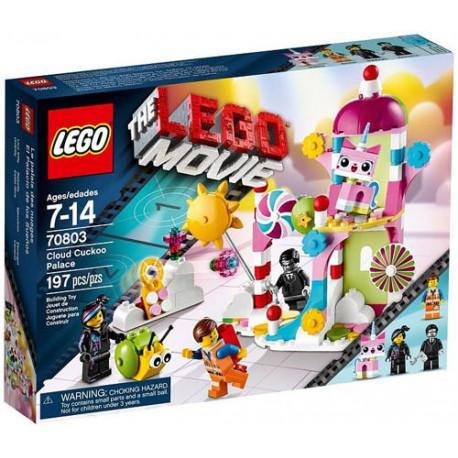 lego movie 70803: cloud cuckoopalace set