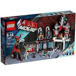 lego Film 70809: lord business 'bösen Höhle Satz