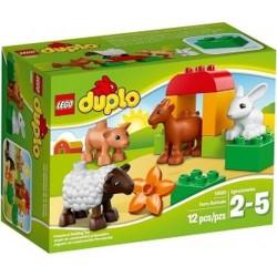 lego Duplo 10522 domaće životinje 10522 postavite novo u kutiji 10522