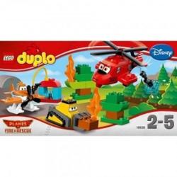 Lego Duplo 10538 oheň a záchranný tím 10538 nastaviť nový v kolónke 10538