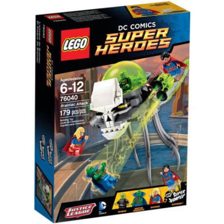 lego super hero 76040 brainiac attack set