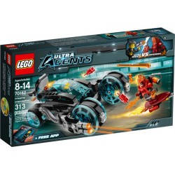 LEGO Ultra Agenten 70.162 Infearno Interceptie Set Nieuw in doos Sealed