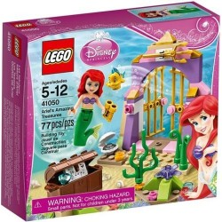 ディズニープリンセス41050アリエルの素晴らしい宝物をレゴ