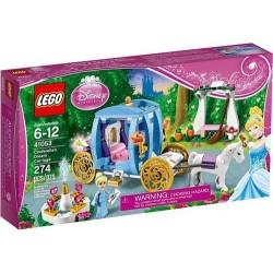 lego disney prinsesse 41053 cinderella drøm vogn