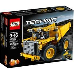 LEGO Technic 42035 bányászat teherautó készlet