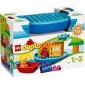 lego duplo 10567 duplo toddler build and boat fun set new in box 10567