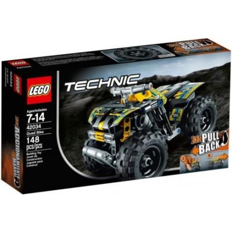 lego technic42034 quad bike set