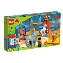 lego duplo 10504 my first circus set building toy figure new in box sealed