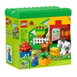 lego duplo 10517 mans pirmais dārzs noteikt ēka rotaļlieta skaitlis noteikts jauns kastē