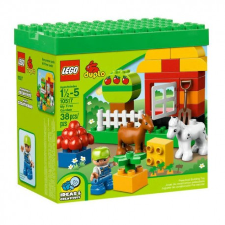 lego duplo 10517 my first garden set building toy figure set new in box