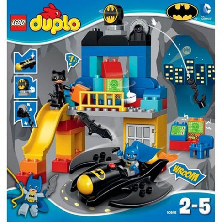 lego duplo 10545 super heroes batcave adventure new in box 10545