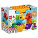 lego duplo 10554 creative play toddler build and pull along 10554 set new in box