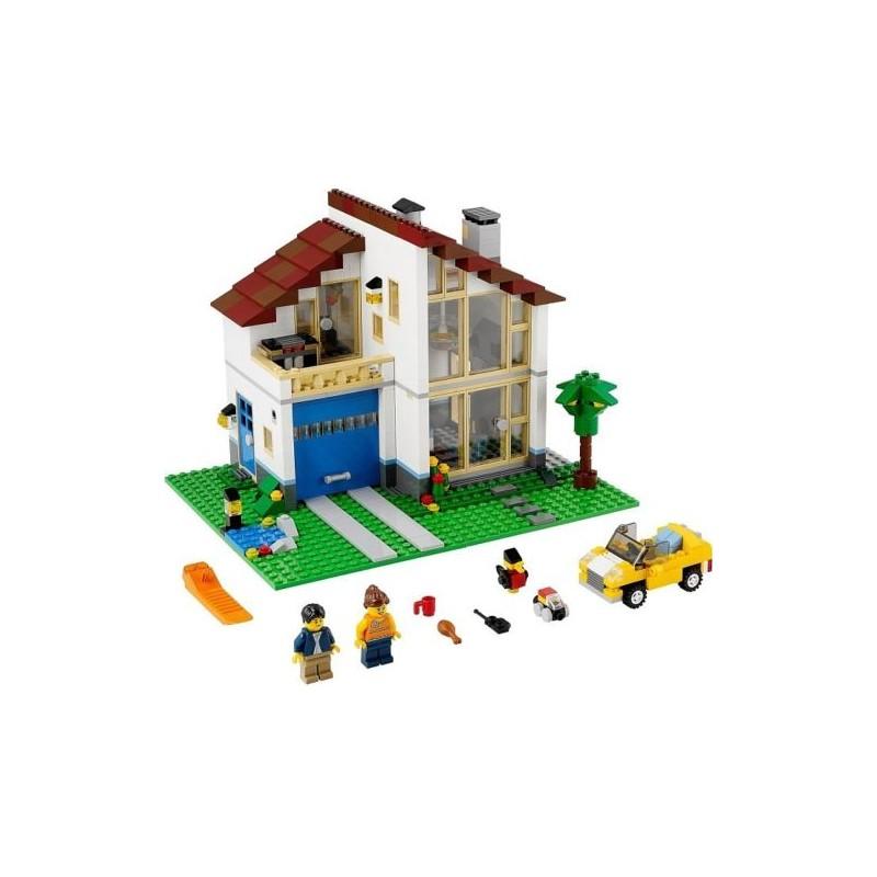 Twórca Lego 31012 Dom Zestaw Hellotoysnet