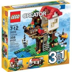 lego creator31010 Treehouse koks māja, kas