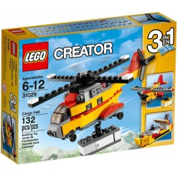 lego kreator 31.029 tereta heli set