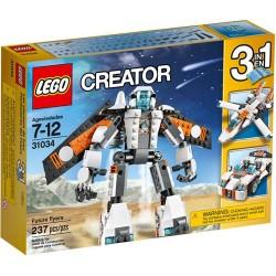 Лего Creator 31034 майбутніх листівок встановлені