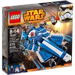 LEGO Star Wars 75087 Custom Anakins Jedi Starfighter Set New In Box Sealed