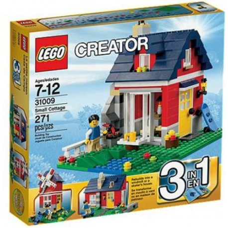 lego creator 31009 small cottage set