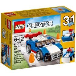 Лего Creator 31027 синій набір гонщик