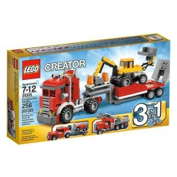 lego creator 31.005 konštrukcie dopravcu set