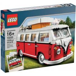 lego creator 10220 volkswagen T1 camper van set